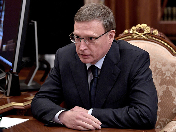 Александр Бурков официально сдал мандат депутата Государственной думы