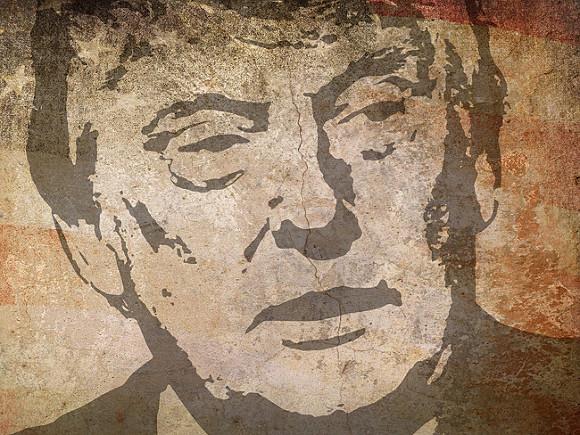 Трамп первым из американских президентов посетил Стену Плача