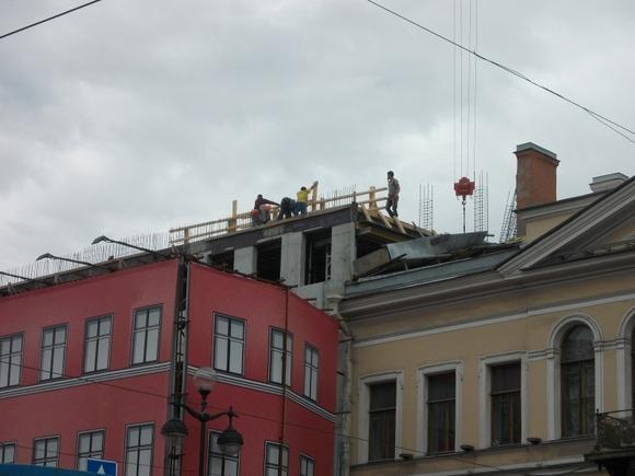 Государственная дума отправила впрокуратуру депутатов, недовольных Правилами застройки Петербурга