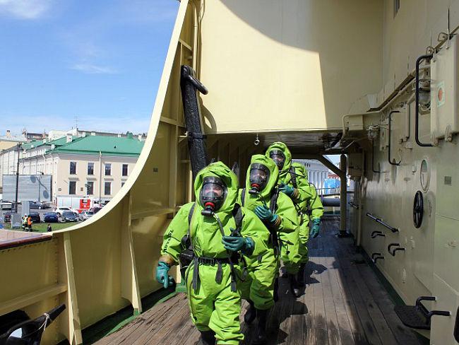 Фото пресс-службы ГУ МЧС по Петербургу