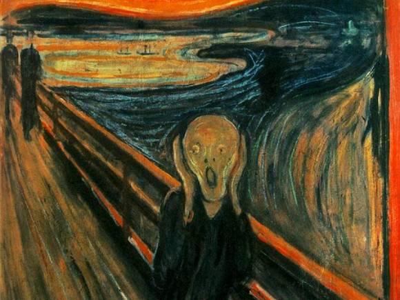 Ученые раскрыли тайну картины «Крик» Эдварда Мунка