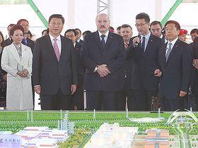Под Минском китайцы построят «немного капитализма»
