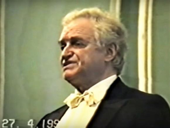 Дирижера Лео Корхина похоронят вчетверг