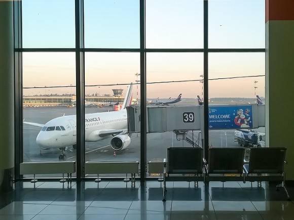 УS7 появились проблемы срегистрацией пассажиров вДомодедово