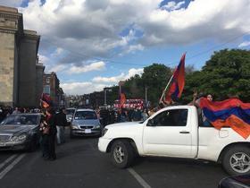 Армянский вызов для России