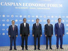 Каспийскую пятерку объединил «страх»