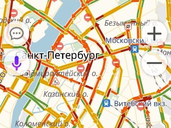 Скриншот Яндекс.Карт