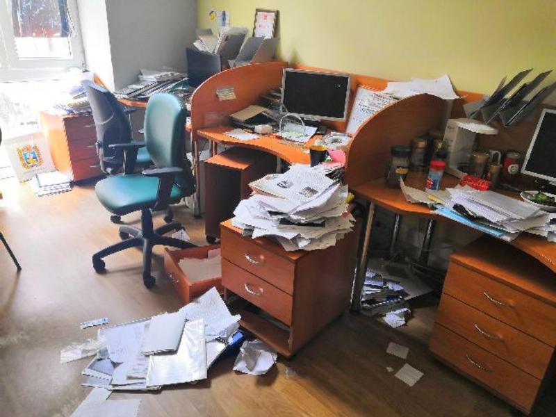 Адвокат: Разрешение на обыск квартиры журналиста «Росбалта» получено п