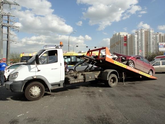 2: предлагаю услуги частного эвакуатора на юго-западе москвы