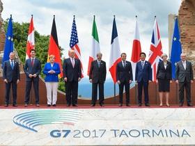 Фото с сайта <a href=&quot;http://www.g7italy.it/&quot;>G7</a>