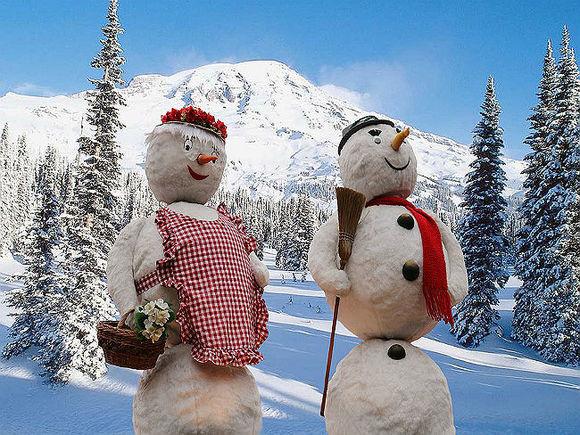 НаЯмале образовались гигантские «снежки»