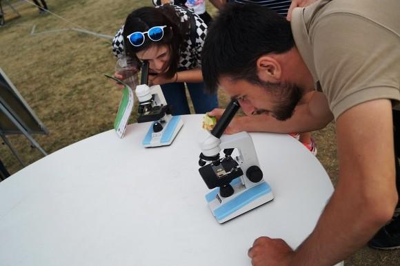 Фото предоставлено пресс-службой фестиваля Geek Picnic