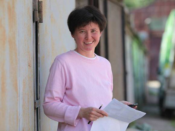 фото из личного архива Татьяны Нагорской