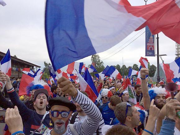Франция иБельгия объявили составы наполуфинальный матчЧМ