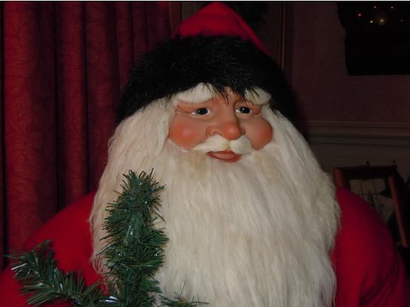 Санта-Клаус изЛапландии через две недели поздравит жителей столицы