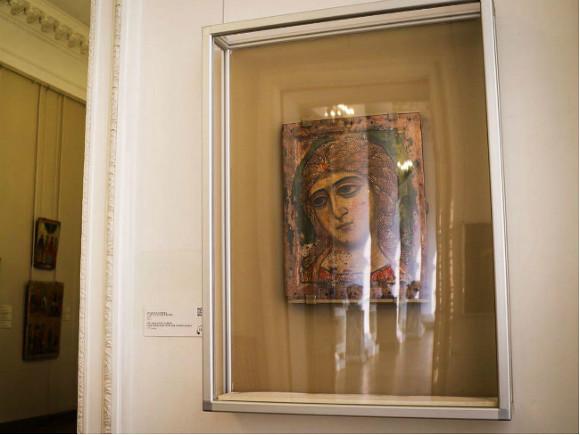 Профессионалы Русского музея не советуют перемещать икону «Ангел Златые Власы»