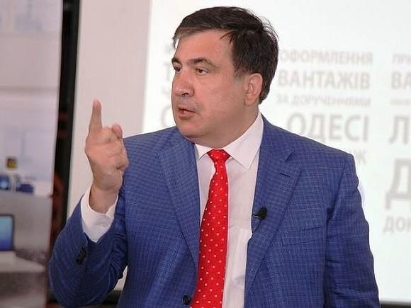 Саакашвили вновь не явился на допрос в прокуратуру Киева