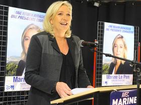 Фото с сайта marinelepen2015.fr