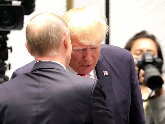 Путин поведал, кто может поменять отношения РФ иСША