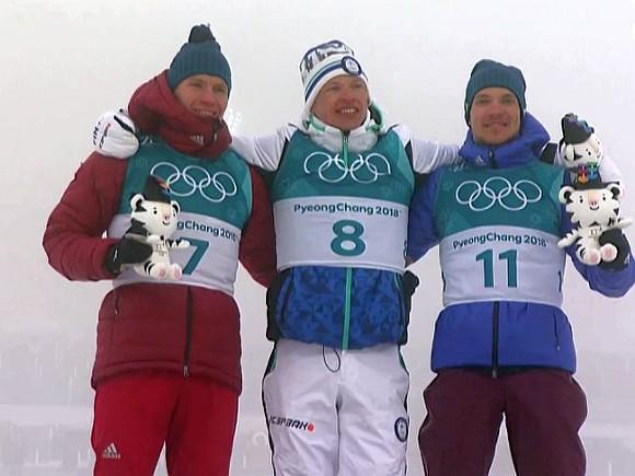 Экипаж Франческо Фридриха завоевал 2-ое олимпийское золото вПхенчхане 08:00