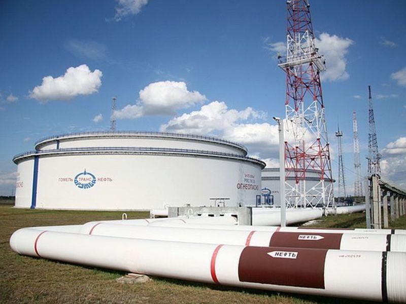 Белорусский оператор нефтепровода «Дружба» заявил о досрочном вытеснен