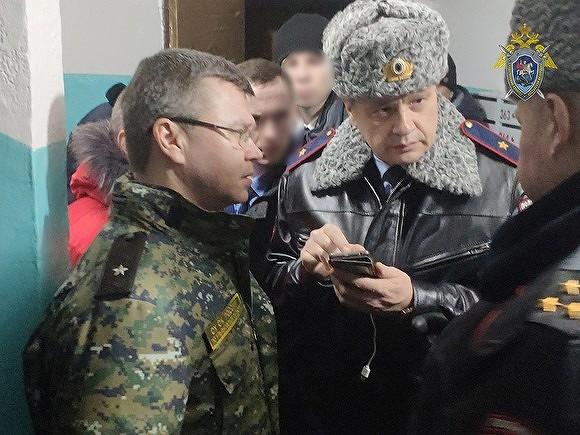 пресс-служба Следственного комитета РФ
