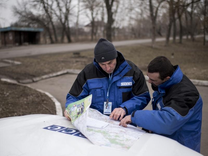 В ОБСЕ подтвердили гибель 31 мирного жителя Донбасса с начала года