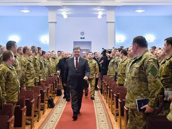 Кремль пробует организовать «третий майдан»— Порошенко
