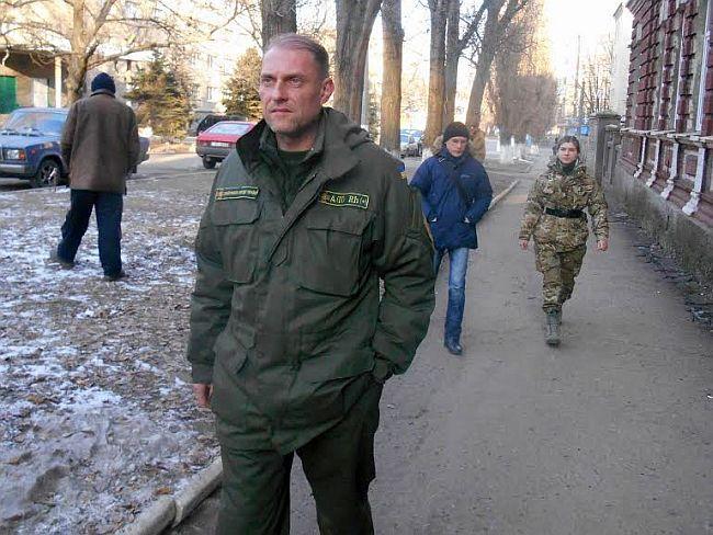 Игорь Ротарь, фото из личного архива
