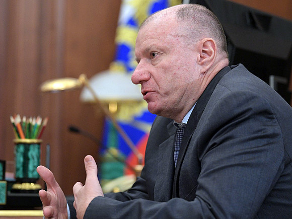Суд отвергнул иск экс-супруги Потанина на215 млрд. руб.