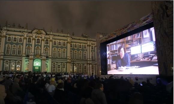 «Послание кчеловеку» начнется свыстрела пушки › Новости Санкт-Петербурга