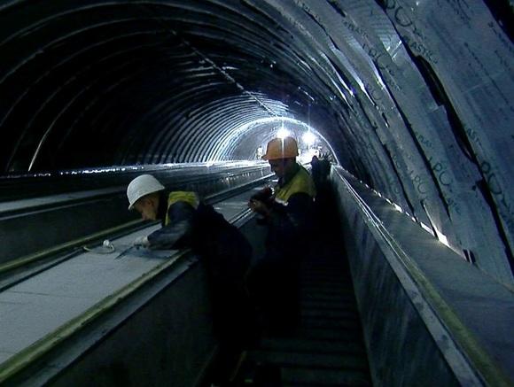 Строительство станции «Стромынка» 2-го кольца метро началось в столицеРФ