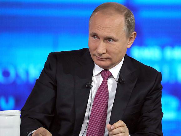 Путин: Экономика РФ вышла изстагнации