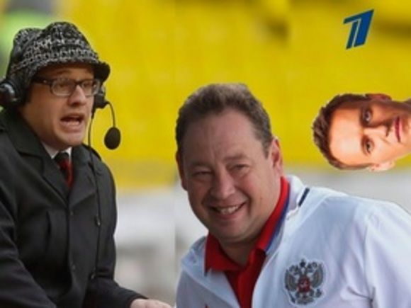Слуцкий прекратит объяснять матчи на«Первом канале»