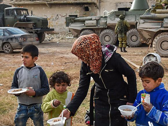 Навостоке Алеппо для детей открыли свои двери неменее 20 школ