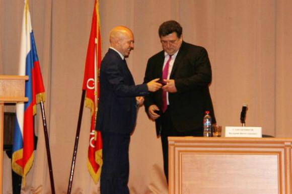 Главой Фрунзенского района будет Валерий Сапожников