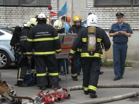 В «Ленремонте» считают, что сооружение наКиевской подожгли