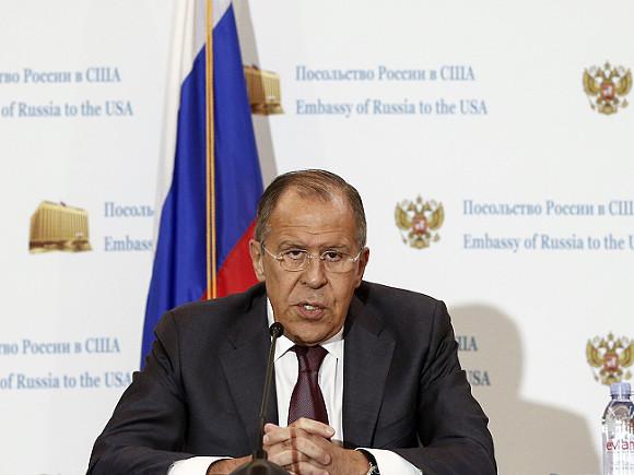 Лавров счел провокацией увязывание зон деэскалации вСирии сразделом республики