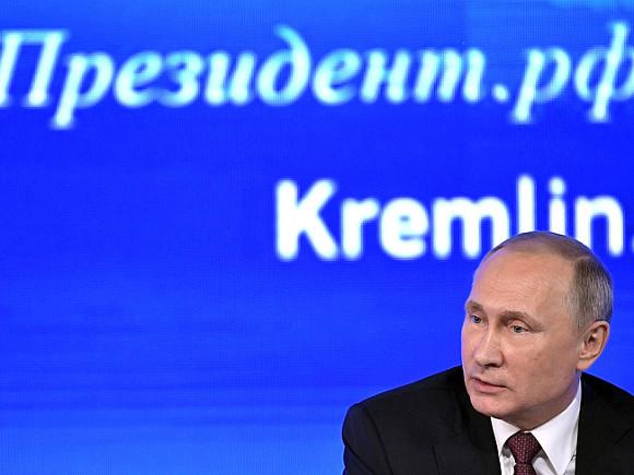 Премьер Индии Моди подчеркнул силу лидерства В.Путина