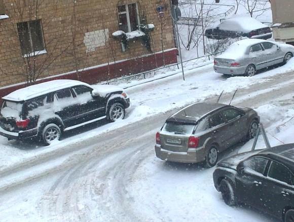 МЧС объявило экстренное предупреждение в российской столице всвязи спогодными условиями