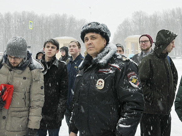Фото Дмитрия Глебова,