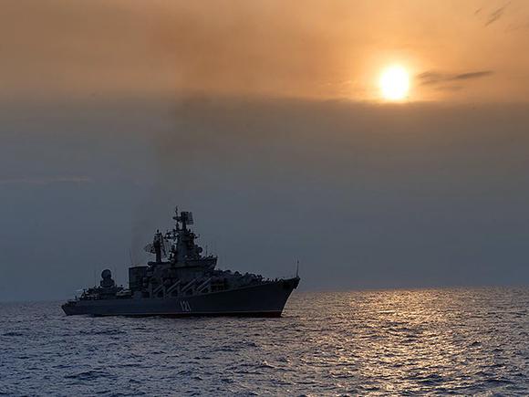 Русские авианосцы выдвинулись вСредиземное море