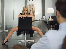 Стоп-кадр из фильма «Основной инстинкт»