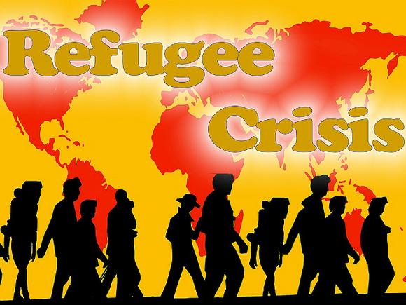 Обама пообещал принять вСША еще 110 тыс. беженцев