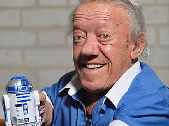 Скончался артист Кенни Бэйкер, сыгравший R2-D2 в«Звездных войнах»