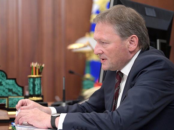 Омбудсмен Борис Титов поведал остратегии Партии Роста напрезидентских выборах