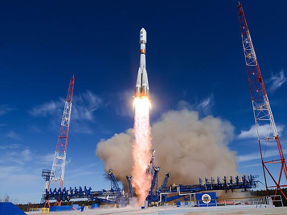Граждан Дубай испугало «падение» русского космического корабля