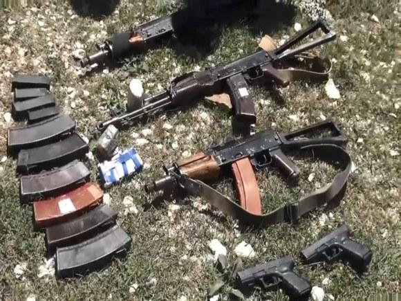 Росгвардия: наруках ужителей российской федерации - неменее 7 млн единиц оружия