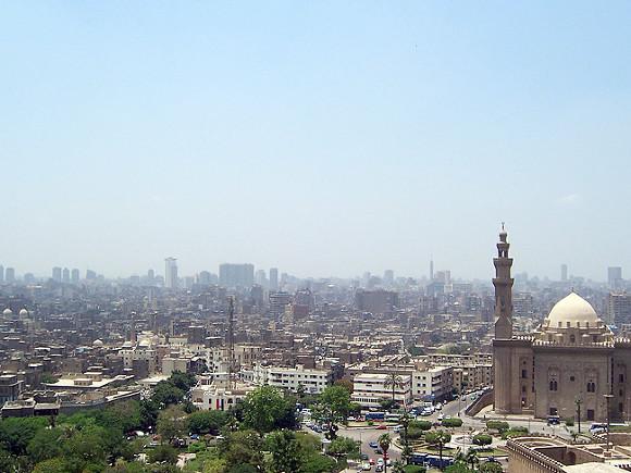В результате атаки на церковь под Каиром погибли девять человек