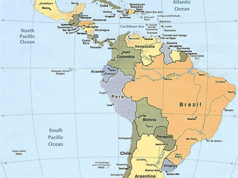 latin america its origin meaning colonial institutions and independence History of latin america, the history of the the master institution of 16th-century spanish america latin america approached independence after a.